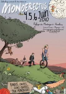L'affiche de Monoerectus 7