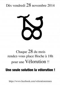 Vélorution Rennes