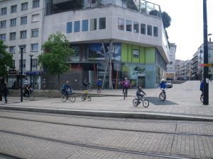 Rennes Monostars est dans la place.